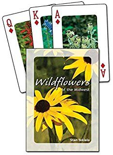 Wildflowers of the Midwest Playing Cards (Nature's Wild Cards)