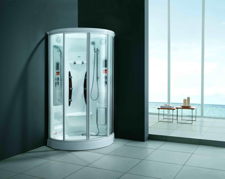 Monalisa M-8225 acrylic steam room steam shower room shower ...