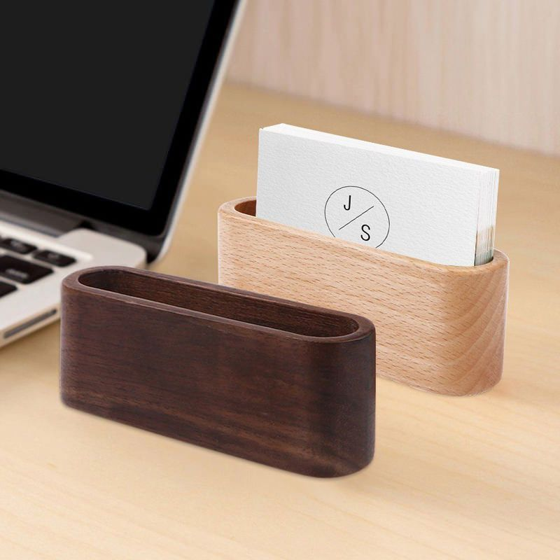 Look Elegant Wood Business Cards Wooden Business Card Wood Business Cards Wooden Business Card Holder