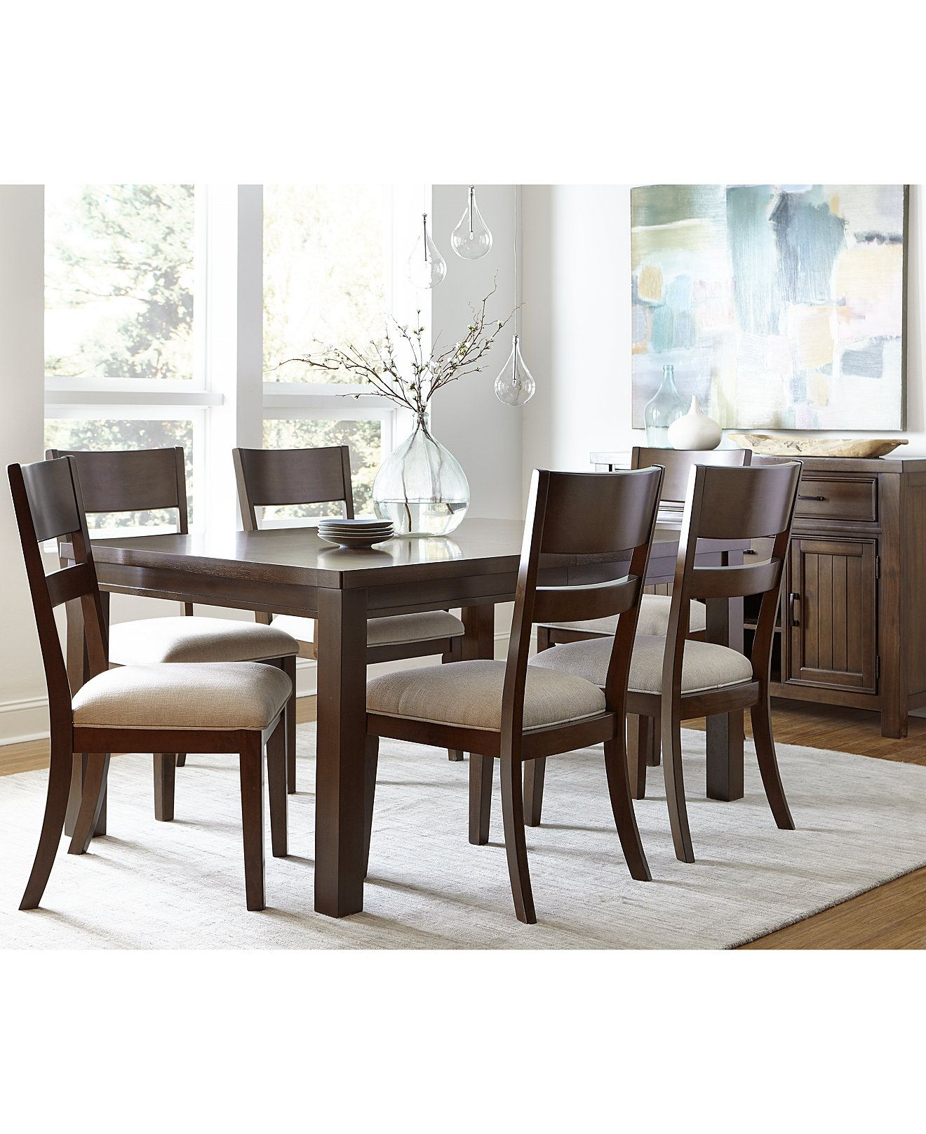 Chandler Dining Furniture Collection Dining Room Collections