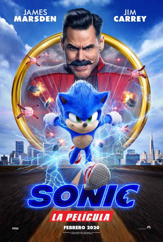 Crítica Sonic La Película Adaptación Del Juego De Sega Peliculas En Español Ver Películas En Línea Películas Completas