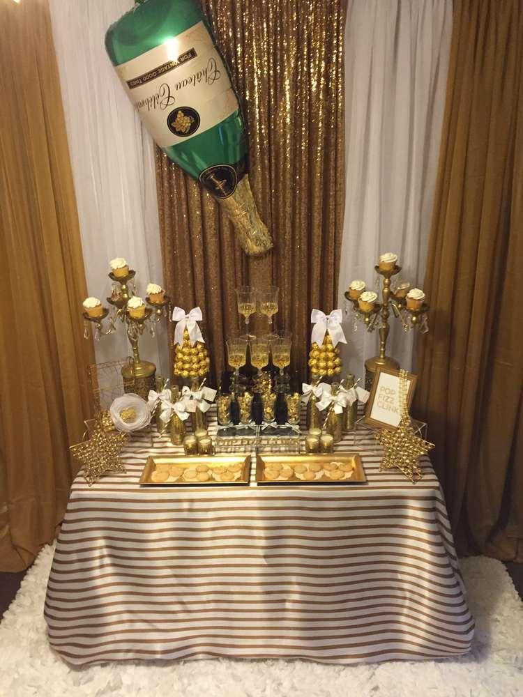 Birthday Party Ideas Champagne birthday, Birthday party