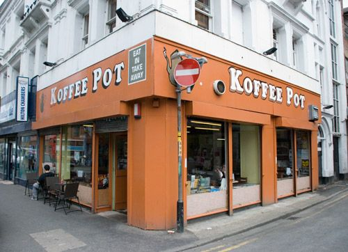 The-Koffee-Pot, Northern Quarter, Manchester- Best meeting spot in the North West :)