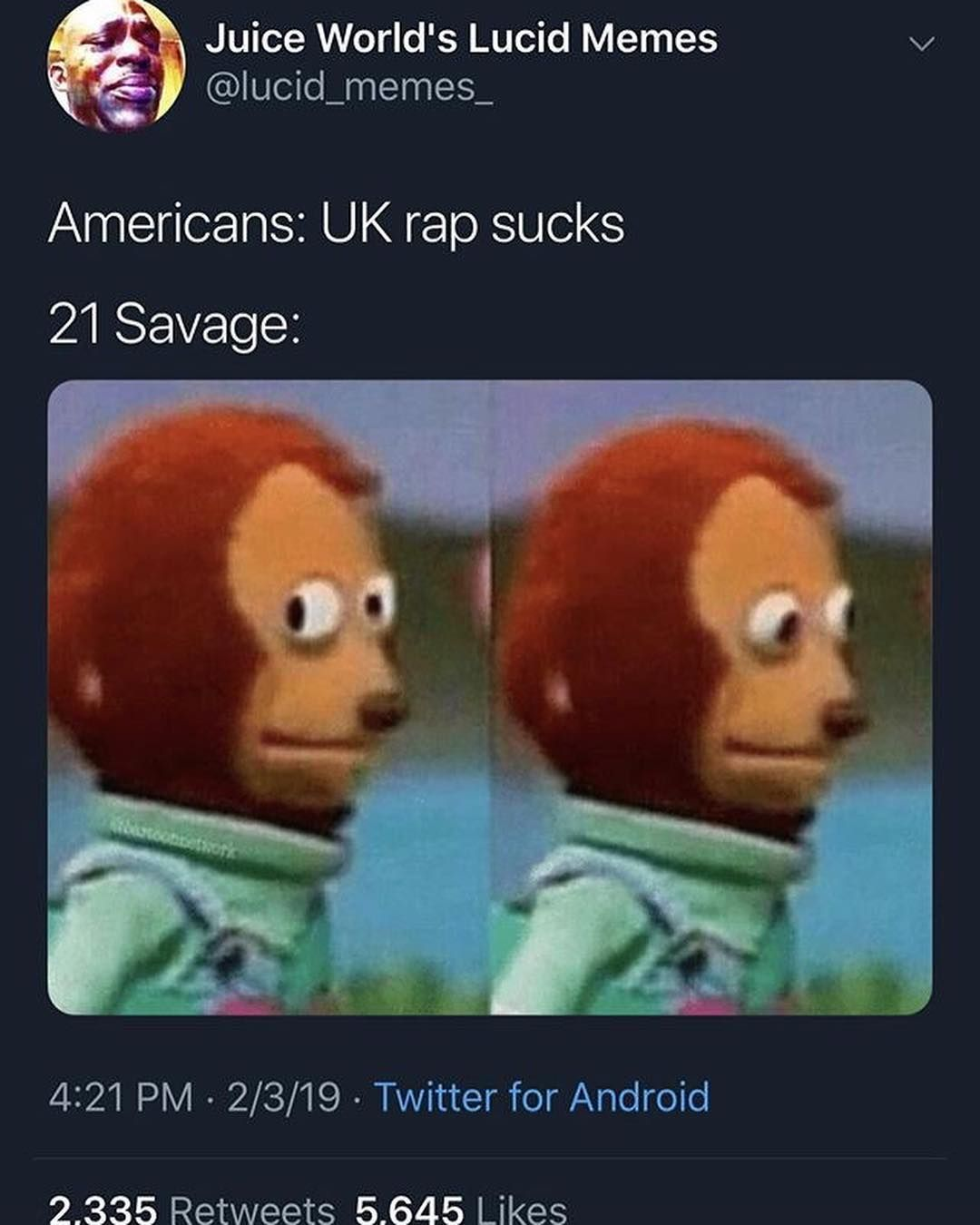 Sweet Homee Alabamaaa On Instagram The Best Uk Rapper To Ever Live Marvel Memes Australian Memes Marvel