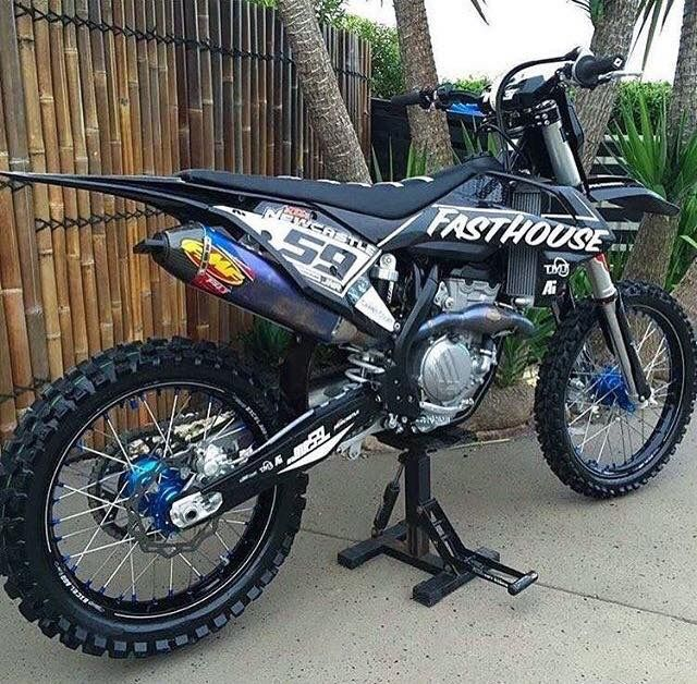 Kit Deco Fasthouse 125 Yz