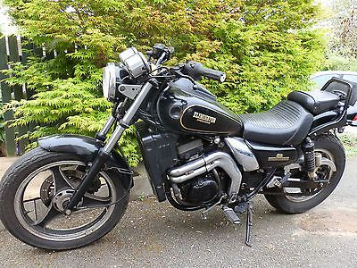 eBay: Kawasaki EL 250 Eliminator Vintage Retro Restoration