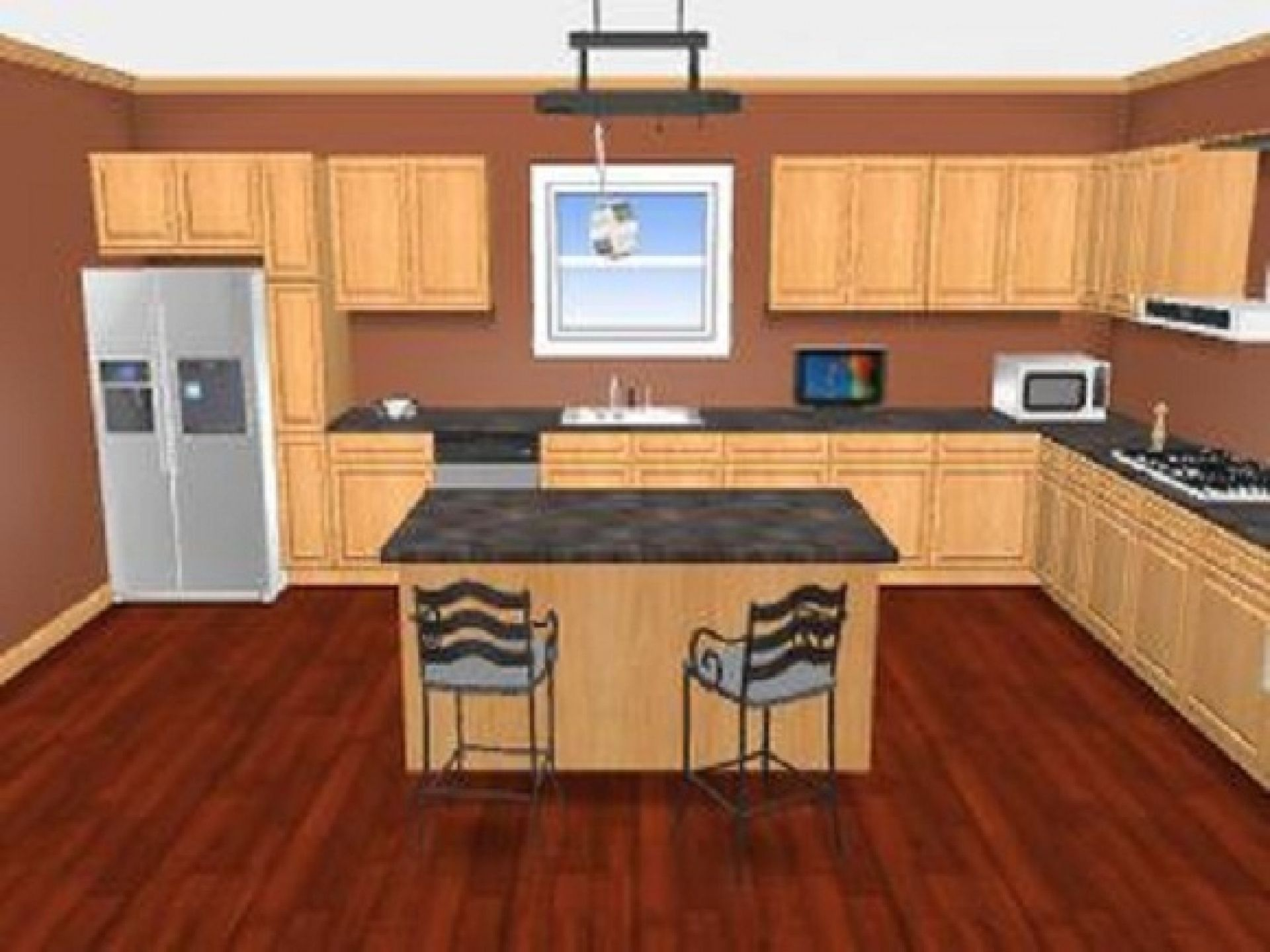 Design A Virtual Kitchen Online Free Pin By Annora On Home Interior Kitchen Cabinets Kitchen Design