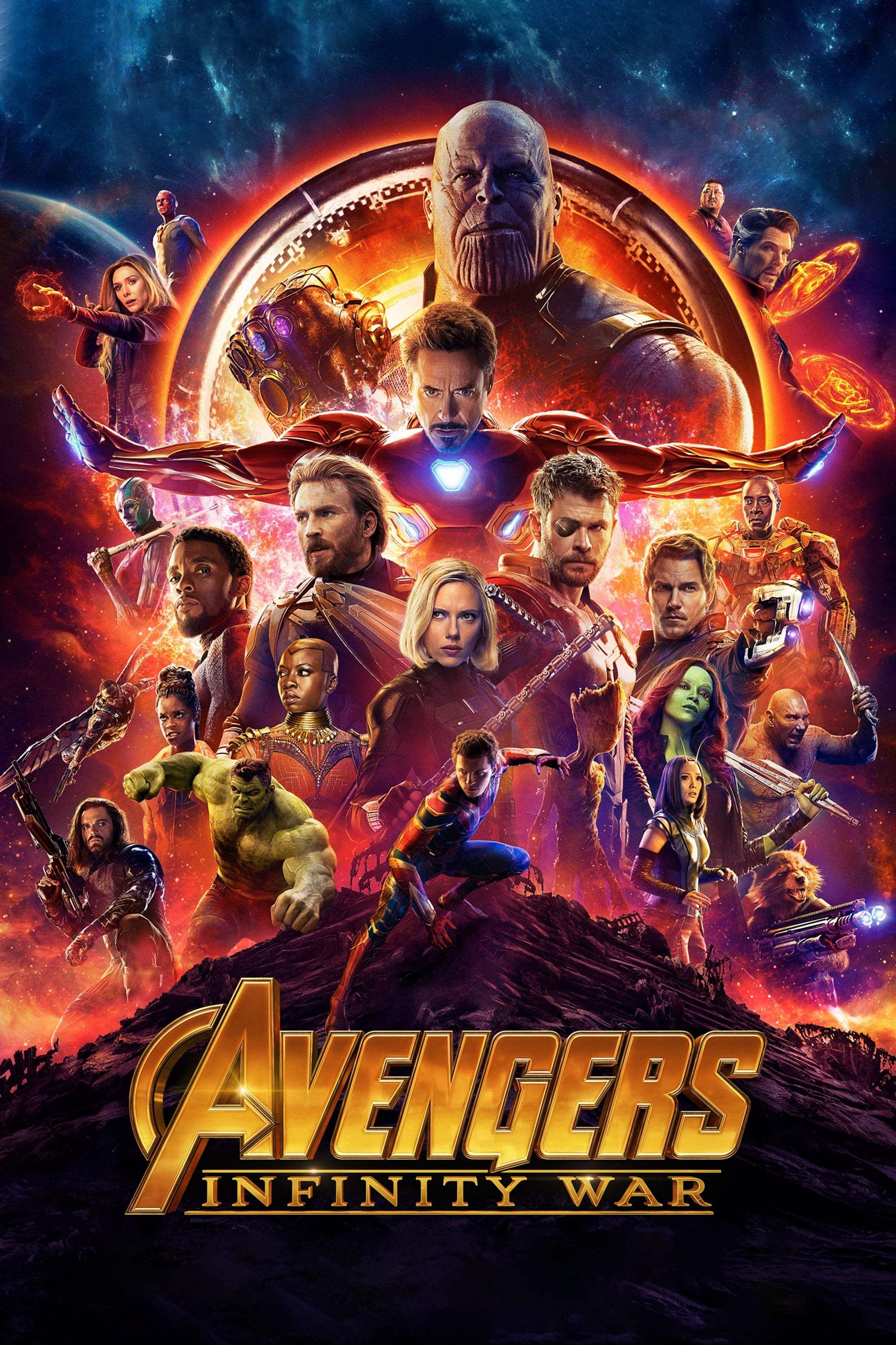 Nonton Avengers: Infinity Wars (2018) Subtitle Indonesia - Dunia21