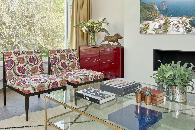 Amelia McNeil Interior Design Zoffany Marc Julian Chichester Chelsea  Textiles