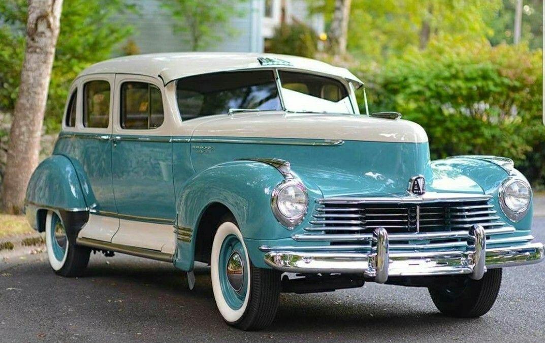 1947 hudson super 8 vintage cars hudson car classic