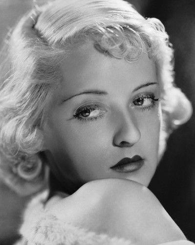 Bette Davis...Bette Davis eyes