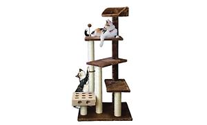 Tiger Tough Intelligent Cat Playgrounds Cat Tree House Cat Tree Cat Furniture