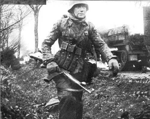 Image result for german soldiers with mp44