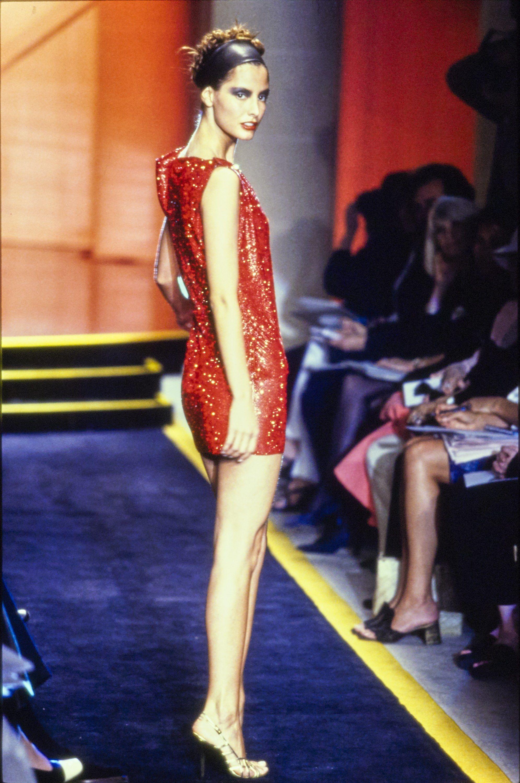 Veronica Webb USA 2 1995-1996