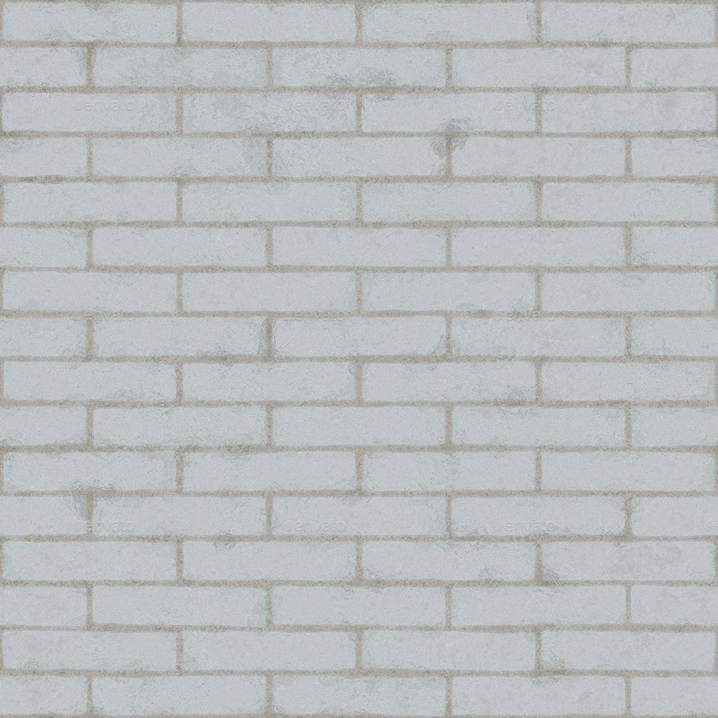White Brick Wall Seamless Texture Brick White Wall Texture Seamless Textures White Brick Walls Brick Wall