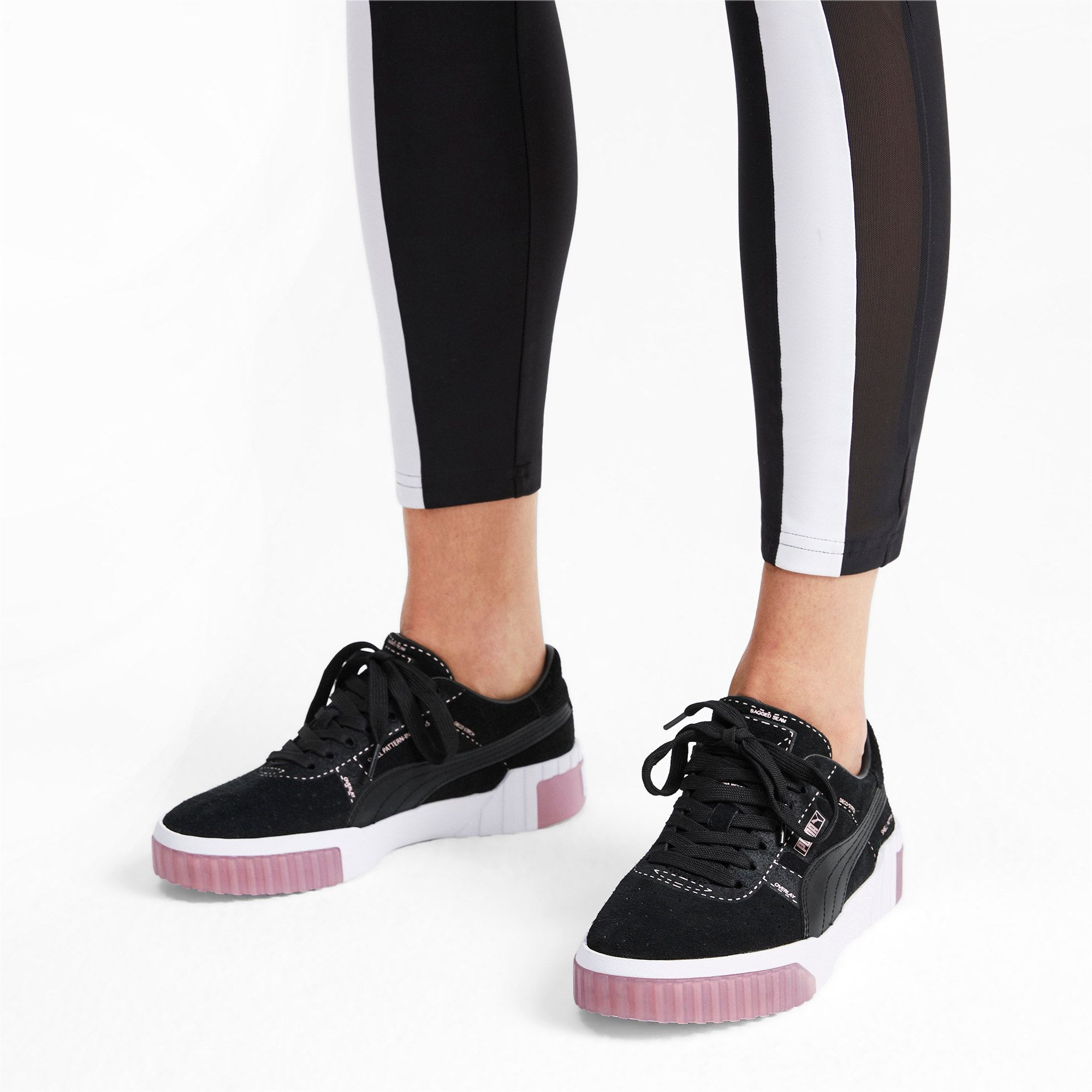 puma basket trainers sale
