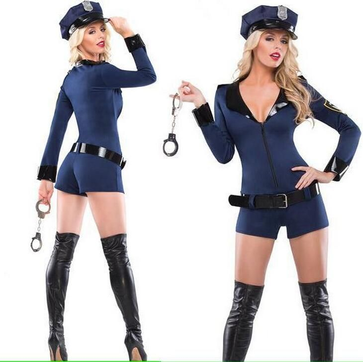 Officer Payne Large 12-14 Officer Payne Large 12-14 Woman Jumpsuits police jumpsuit woman