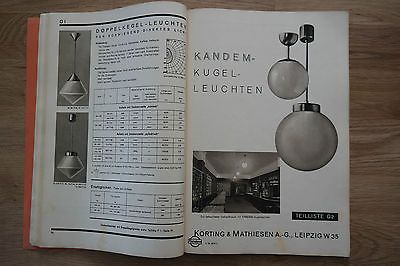 bauhaus lampen kandem leuchten liste nr 90 1937 original 3 oude lampen info. Black Bedroom Furniture Sets. Home Design Ideas