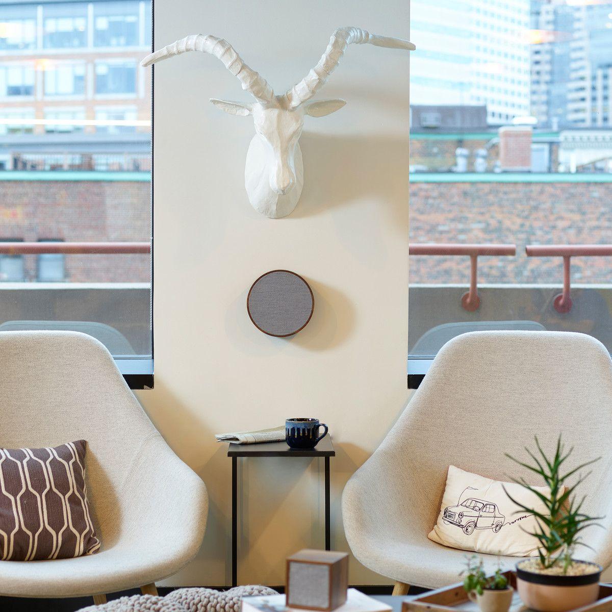 Perfekt für ein stylisches und schönes Zuhause. Die Lautsprecher ...