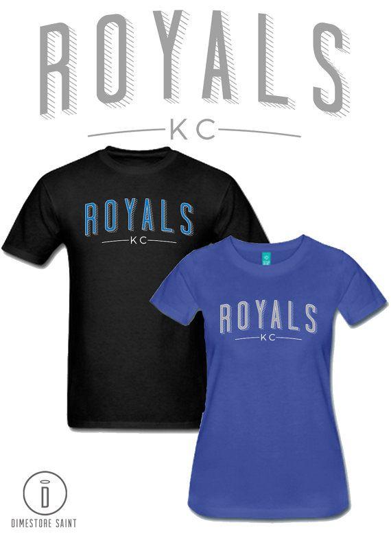 best sneakers 9b8a7 9495e Kansas City Royals Modern Baseball T Shirt by ...