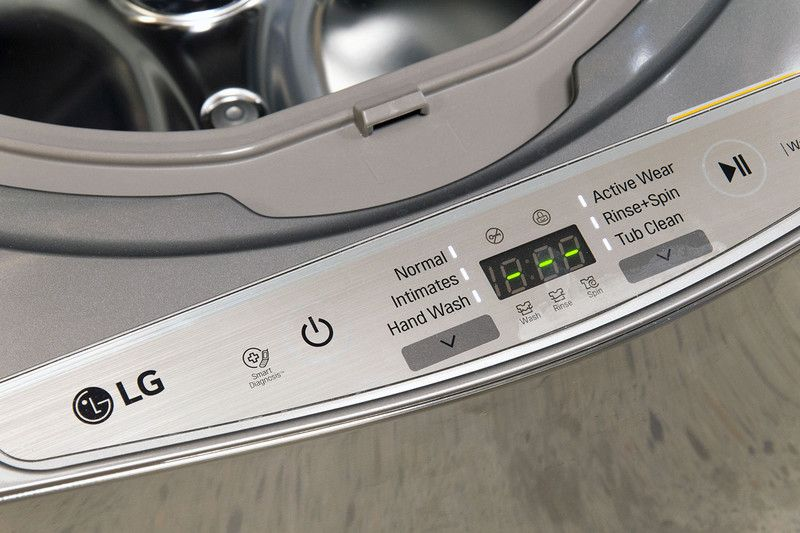 LG WM5000HVA Twin Wash and SideKick Review | Digital Trends
