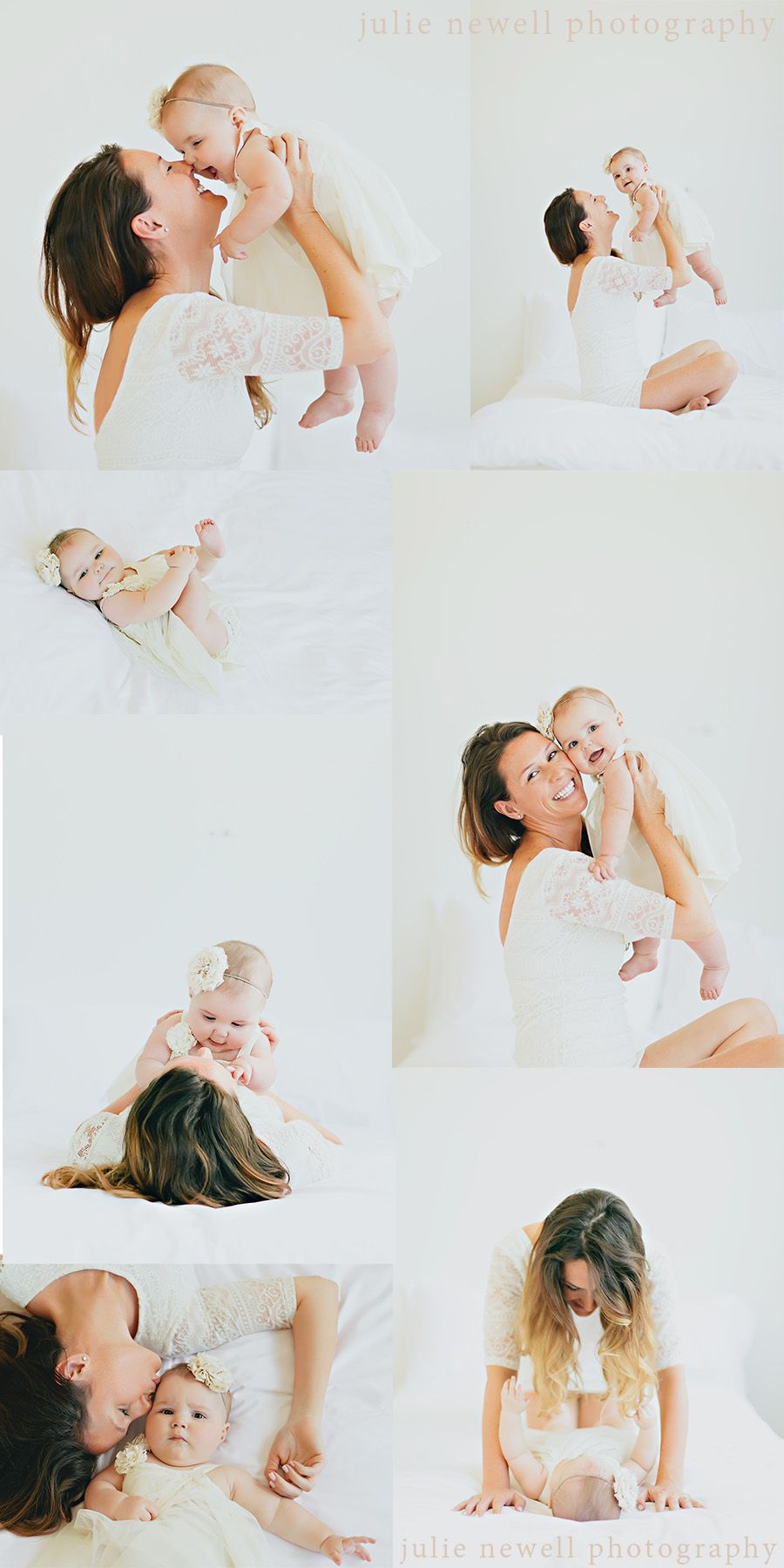 I am so happy to share this beautiful session appropriately the day before Mother's Day. I so enjoy capturing the love, bond and connection between a mother and child. There was no shortage o…