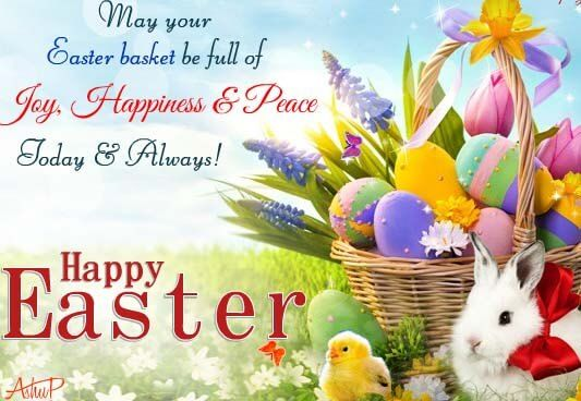 Easter Greetings Images | Happy easter sunday, Happy easter day ...