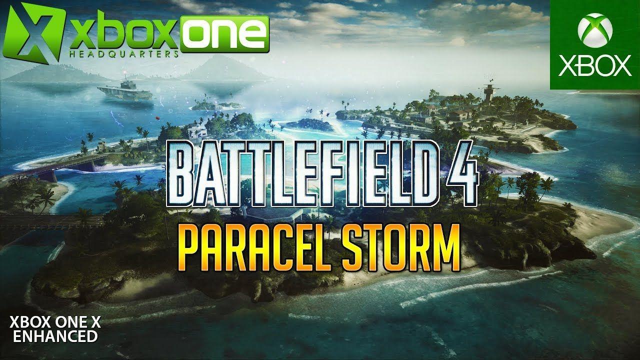 Xboxone Battlefield 4 Bf4 Paracel Storm Xbox One X Multiplayer