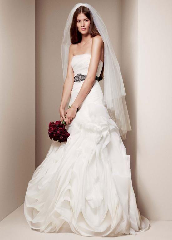 VERA WANG VW351011 Talla 4 - De novia a novia | Nuestros vestidos de ...