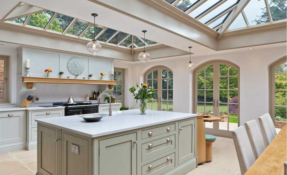Best 25 orangery extension kitchen ideas on pinterest for Extensions kitchen ideas