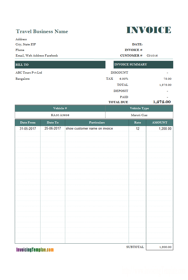 Word Rent Invoice Template Within Invoice Template For Rent 10 Professional Templates Ideas 10 Profes Invoice Template Receipt Template Business Template