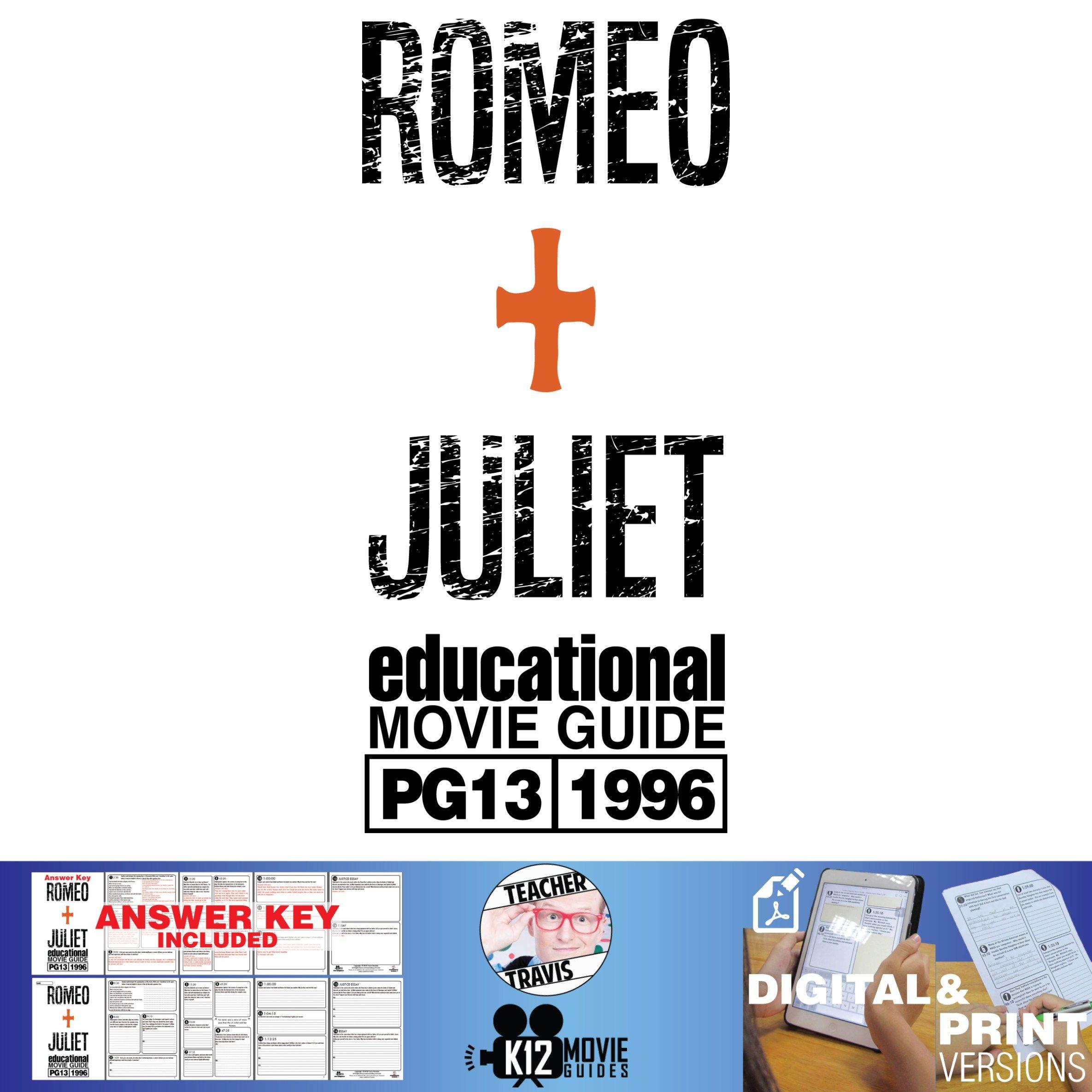 Romeo Juliet Movie Guide
