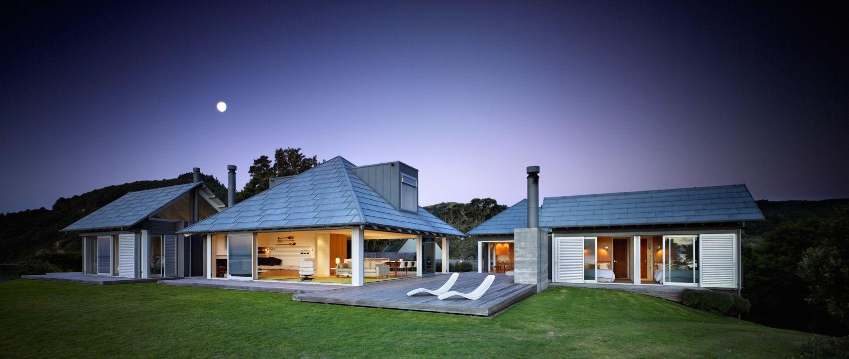 innovative home designs. innovative coastal house design separate pavilions  looks like someone else had my idea