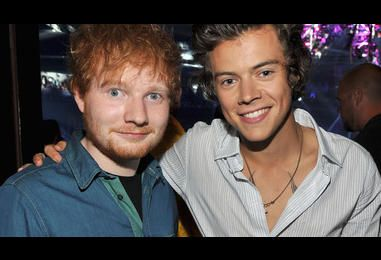 Ed Sheeran Smashes One Direction's Spotify Streaming Record | MTV UK
