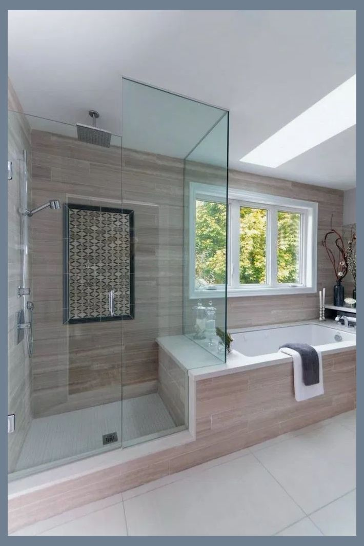 26+ Best Master Bathroom Remodel Ideas #bestbathroom #bathroomdesign #bathroomid... - Welcome to Blog