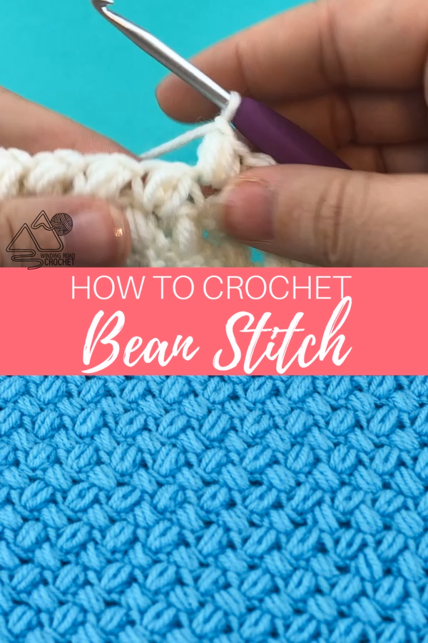 Photo of How to Crochet the Bean Stitch Video Tutorial