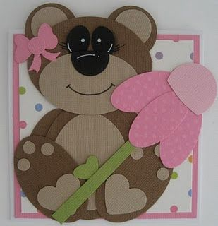 Cute Punch Art Ideas Paper Punch Art Punch Cards Creative Cards