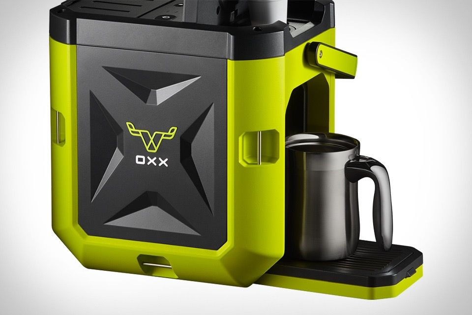 Oxx Coffeeboxx Camping Coffee Maker Portable Coffee Maker