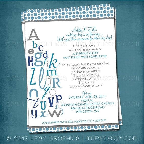 Thanks for visiting Tipsy Graphics! This listing is for a digital - baby shower invitation letter