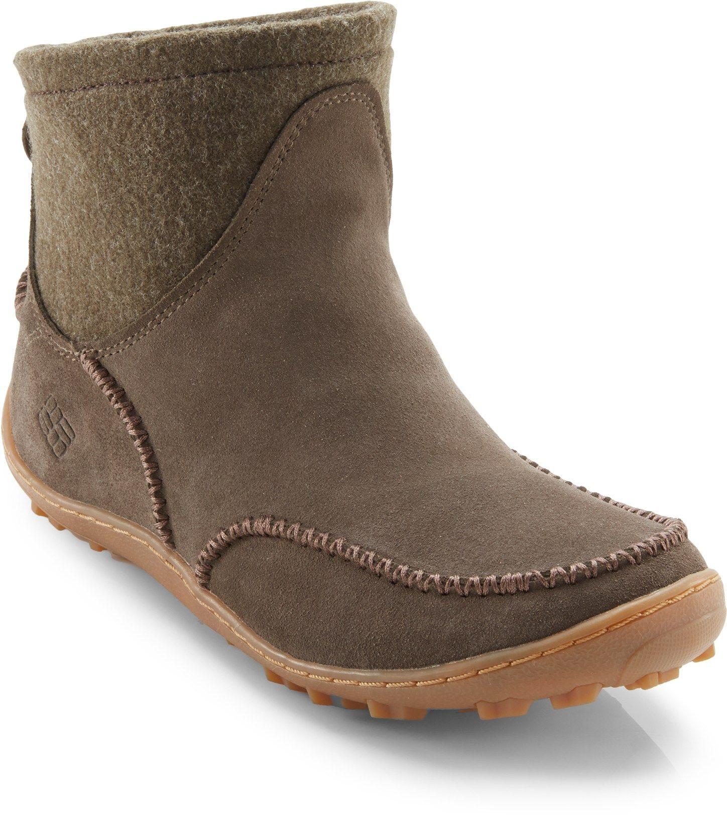 Columbia Minx Waterproof Shortie Boots - Women's - size 7