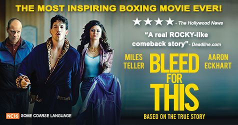 "## w@tcH ""Bleed for This  ""(2016)~!oNLINE fREE fULL [HD]moviE 1080Px, 720Px,W@Tch Online Free"