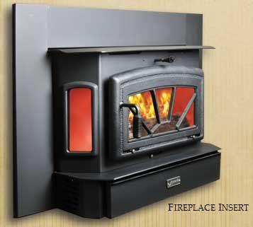 Wood Fireplace Inserts Product | Appalachian 52 BAY Wood Burning ...