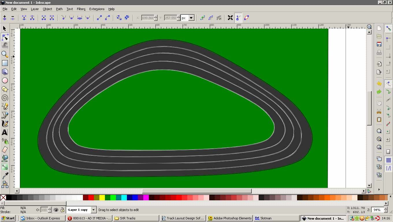 Which track design software to use? - Slot Car Illustrated Forum