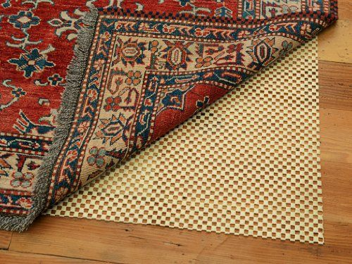 Rubber Backed Rugs Are Very Useful In Homes With Wood Floors Because They Offer Protection To Not Only The Floors But Also The Peopl Area Rug Pad Rug Pad Rugs