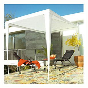 Home  Garden Toldo rectangular metal 300x200