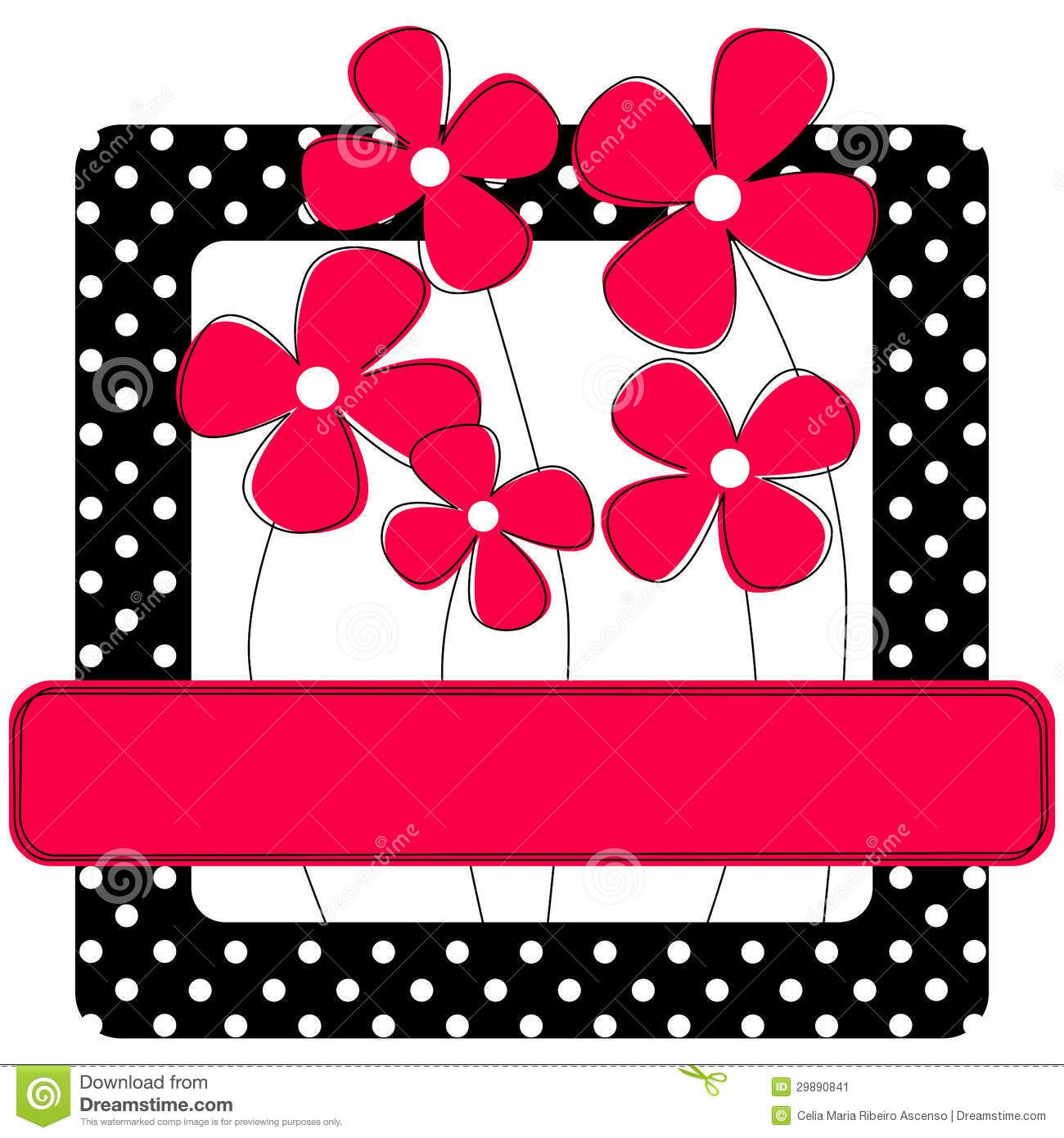 Phone Message Large Template Google Search Flower Frame Frame Flowers