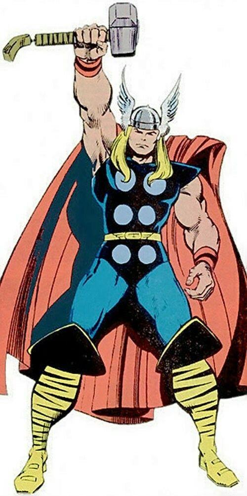 Image Of Thor Marvel Thor Marvel Comics Superheroes Thor Comic