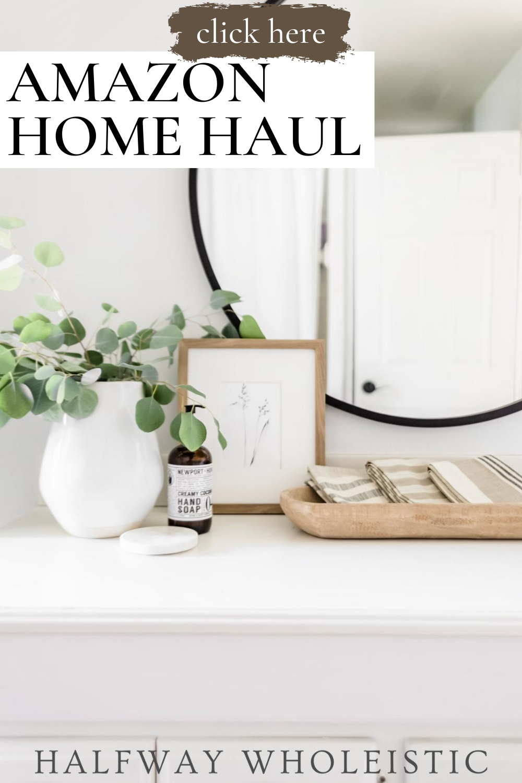 Amazon Home Haul In 2020 Amazon Home Decor Amazon Home Bathroom Interior Design Modern