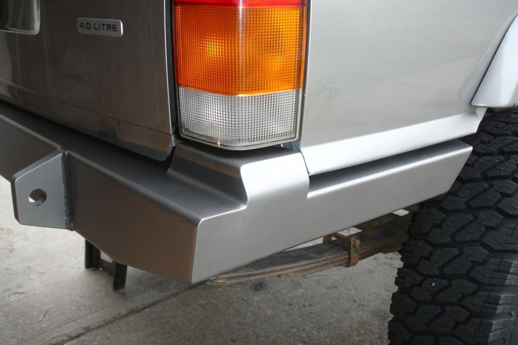 Custom Rear Bumper Build Page 2 Naxja Forums North American Xj Association Jeep Zj Jeep Xj Truck Bumpers