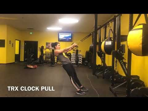 Trx Clock Pull And Swimmer Pull Youtube Trx Swimmer Fitness Coach